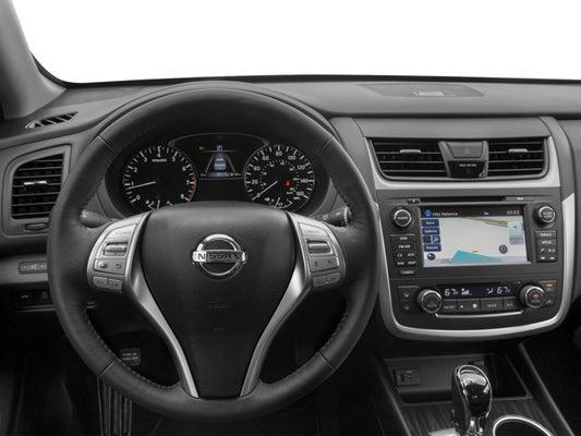 2017 Nissan Altima Interior >> 2017 Nissan Altima 2 5 Sl